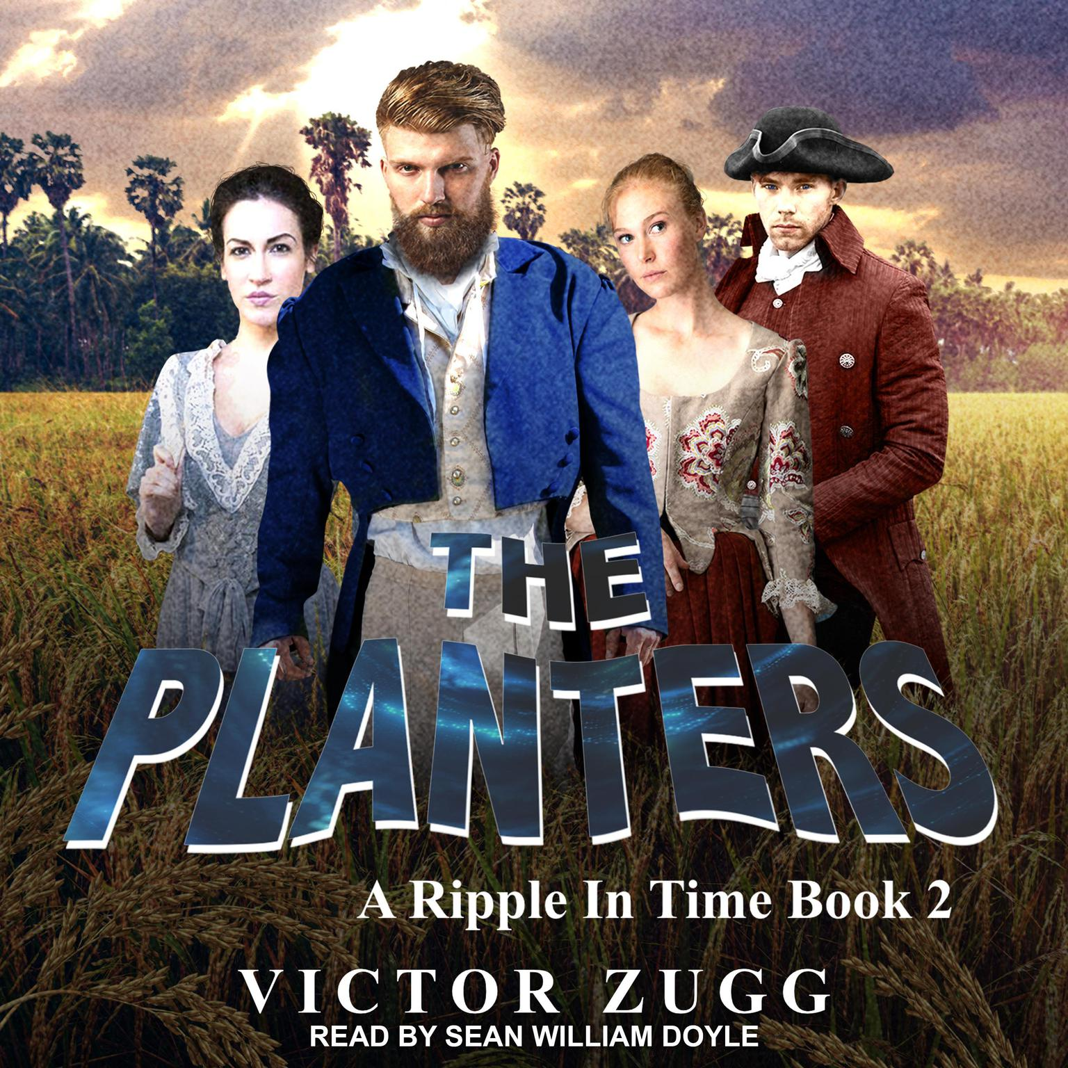 Printable The Planters Audiobook Cover Art
