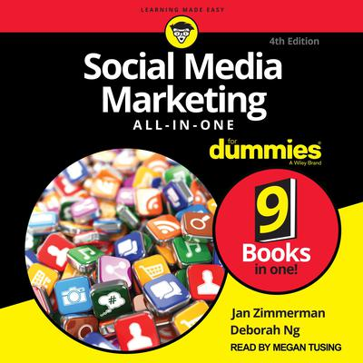 Social Media Marketing All-in-One For Dummies: 4th Edition Audiobook, by Jan Zimmerman