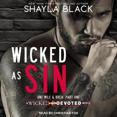 Wicked as Sin Audiobook, by Shayla Black