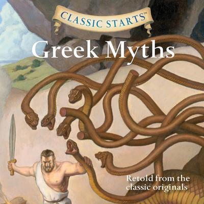 Greek Myths Audiobook, by
