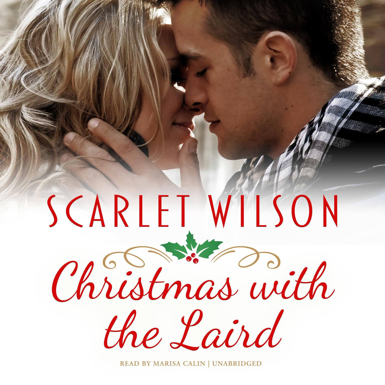 Christmas with the Laird: A Christmas around the World Novella Audiobook, by Scarlet Wilson