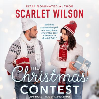 The Christmas Contest Audiobook, by Scarlet Wilson