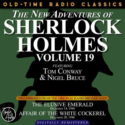 The Elusive and Affair of the White Cockerel Audiobook, by Arthur Conan Doyle