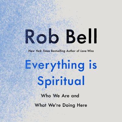 Everything Is Spiritual: Who We Are and What Were Doing Here Audiobook, by Rob Bell