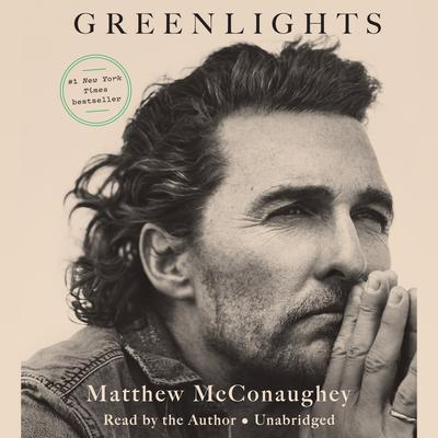 Greenlights Audiobook, by