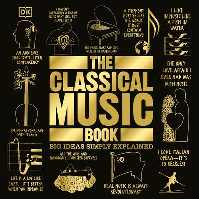 The Classical Music Book Audiobook, by DK  Books