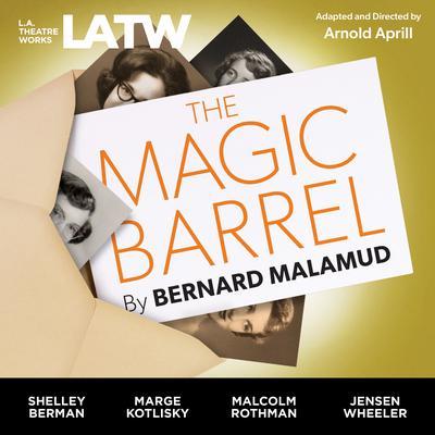 The Magic Barrel Audiobook, by Bernard Malamud