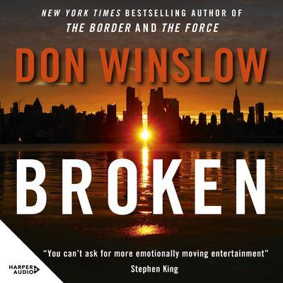 Broken Audiobook, by Don Winslow