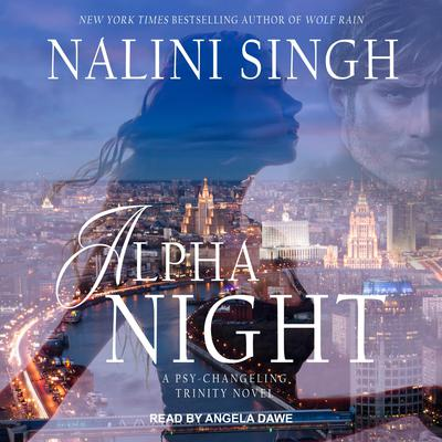 Alpha Night Audiobook, by