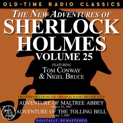 Adventure of Maltree Abbey and Adventure of the Tolling Bell Audiobook, by