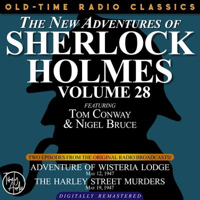 Adventures of Wisteria Lodge and The Harley Street Lodge Audiobook, by Arthur Conan Doyle