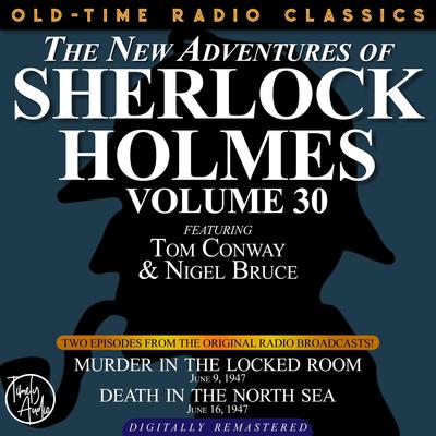 Murder in the Locked Room and Death in the North Sea Audiobook, by Arthur Conan Doyle