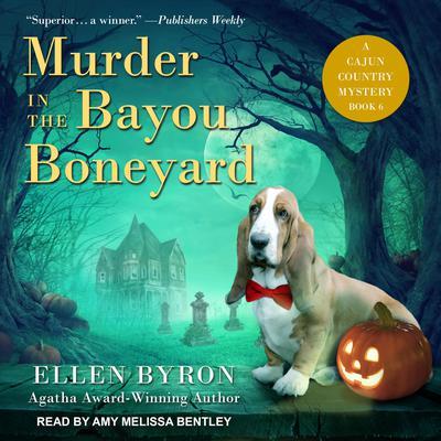 Murder in the Bayou Boneyard: A Cajun Country Mystery Audiobook, by