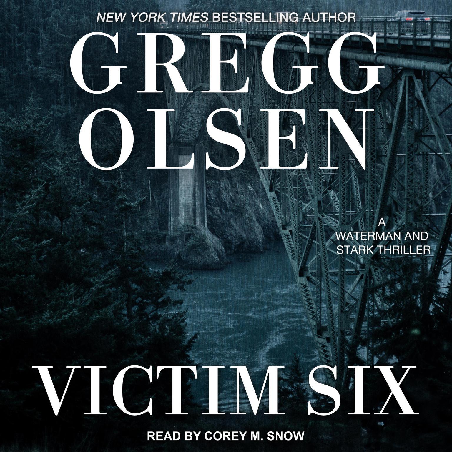 Victim Six Audiobook, by Gregg Olsen
