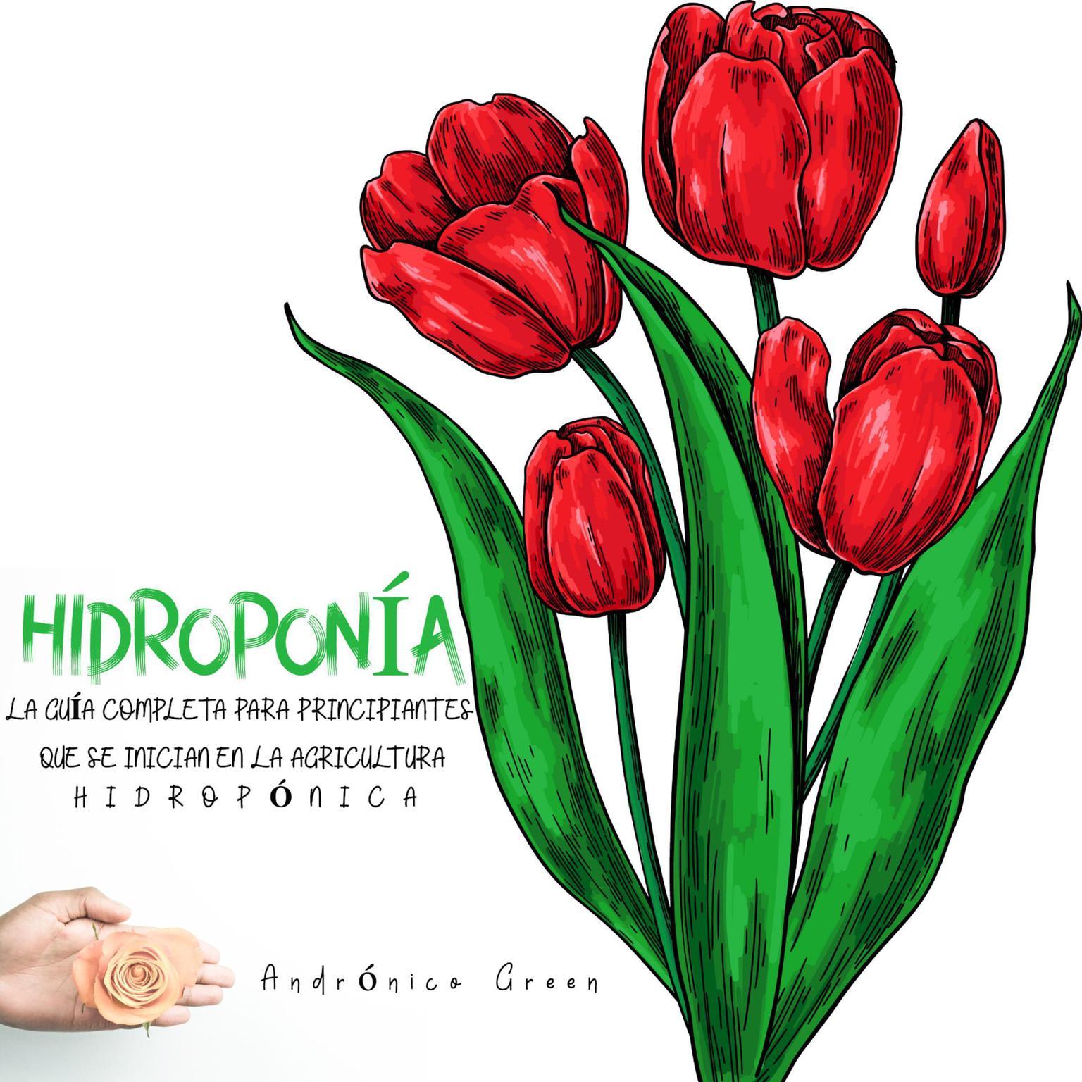 Hidroponía La Guía Completa para Principiantes que se inician en la Agricultura Hidropónica Audiobook, by Andrónico Green