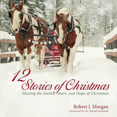 12 Stories of Christmas Audiobook, by Robert Morgan