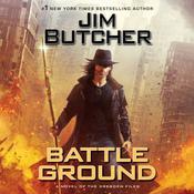 Battle Ground Audiobook, by Jim Butcher
