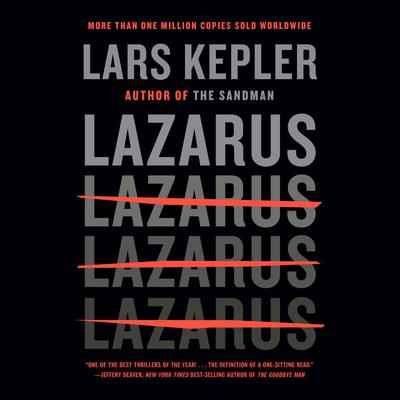 Lazarus: A novel Audiobook, by