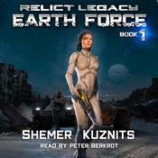 Earth Force Audiobook, by Shemer Kuznits