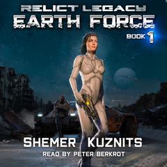 Earth Force Audiobook, by Shemer Kuznits