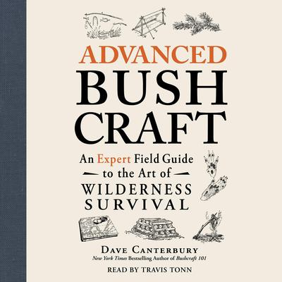 Advanced Bushcraft: An Expert Field Guide to the Art of Wilderness Survival Audiobook, by Dave Canterbury