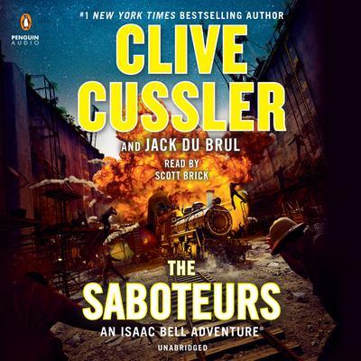 The Saboteurs Audiobook, by Jack Du Brul