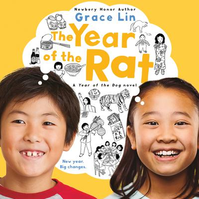 The Year of the Rat Audiobook, by Grace Lin