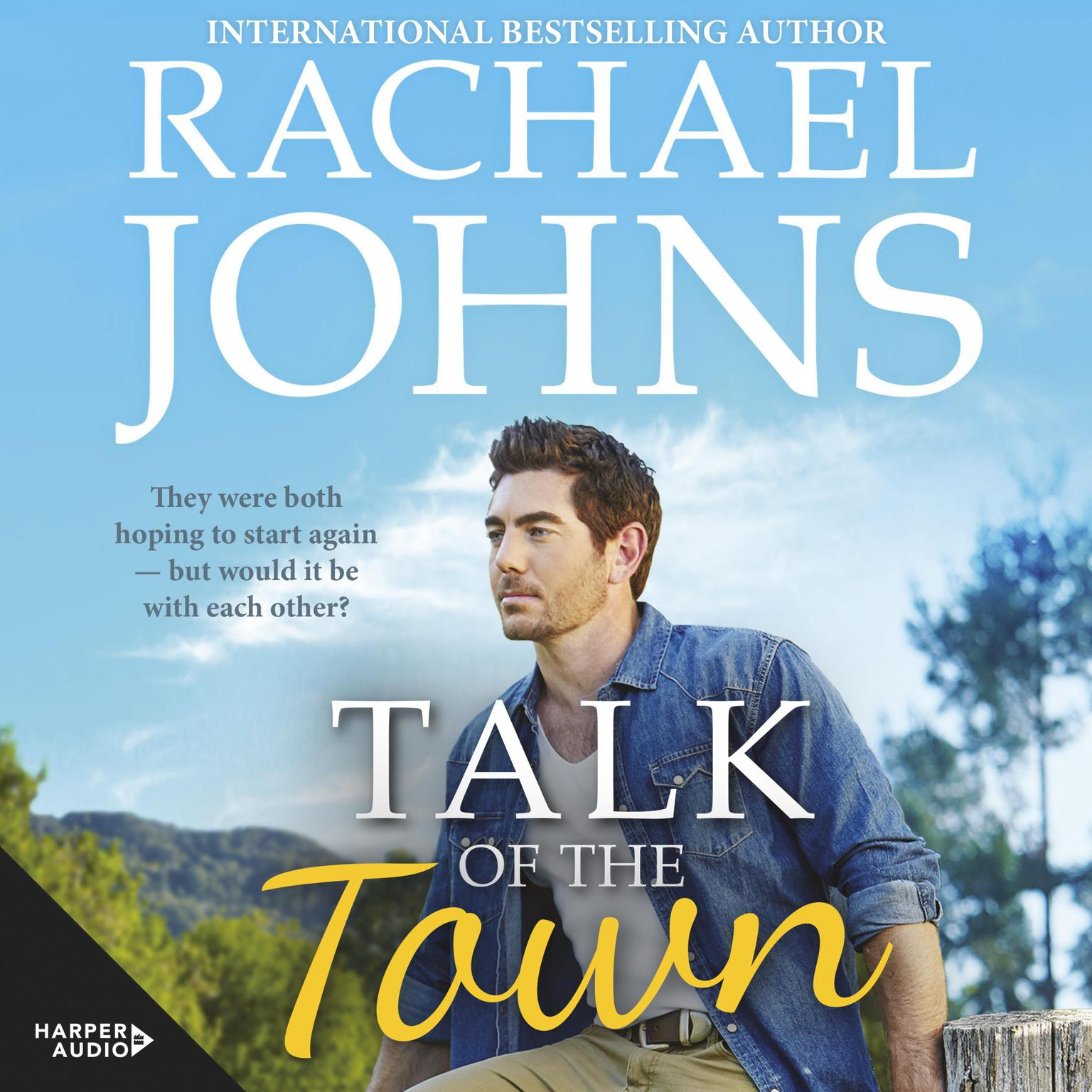 Printable Talk Of The Town (Rose Hill, #1) Audiobook Cover Art