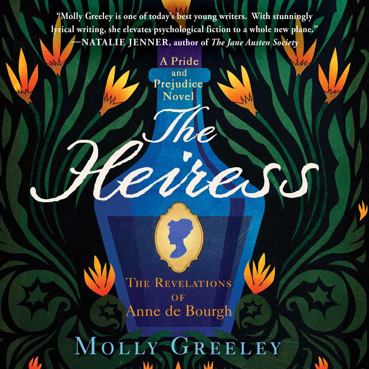 The Heiress: The Revelations of Anne de Bourgh Audiobook, by Molly Greeley