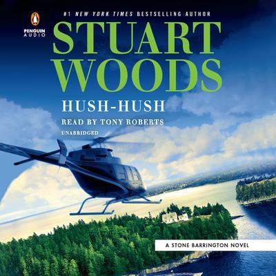 Hush-Hush Audiobook, by