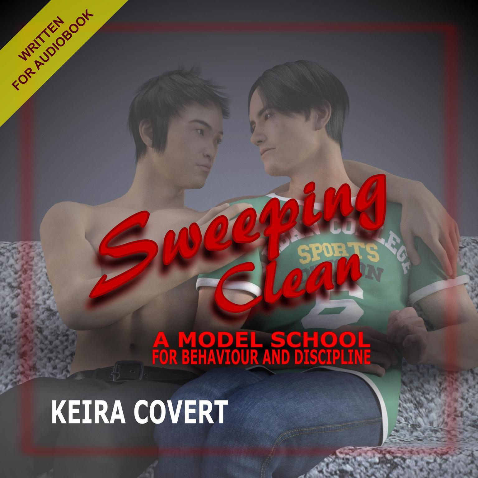 Sweeping Clean Audiobook, by Keira Covert