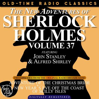 The Adventure of the Christmas and New Year's Eve Off the Coast of the Scilly Isles Audiobook, by