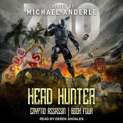 Head Hunter Audiobook, by Michael Anderle