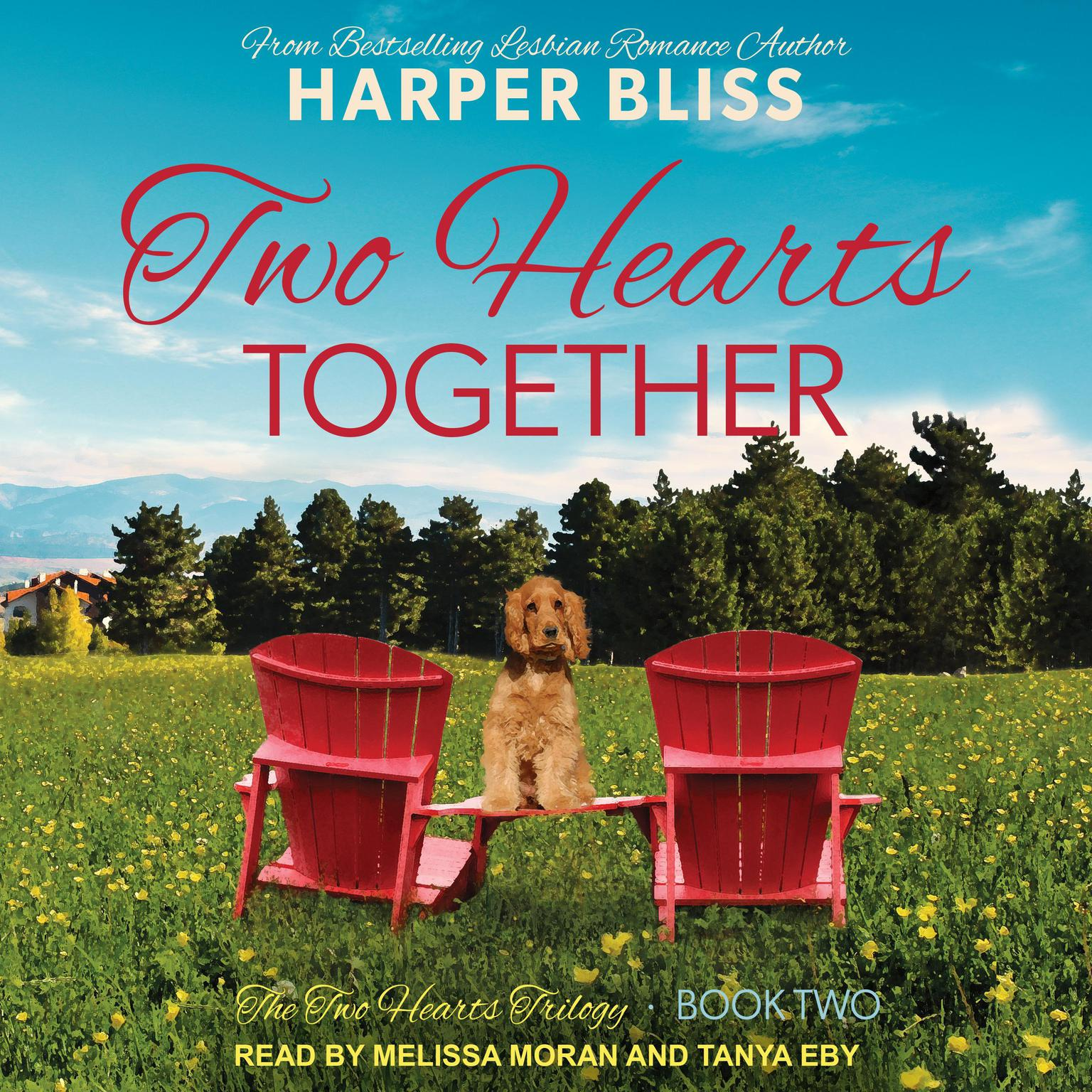 Two Hearts Together Audiobook, by Harper Bliss