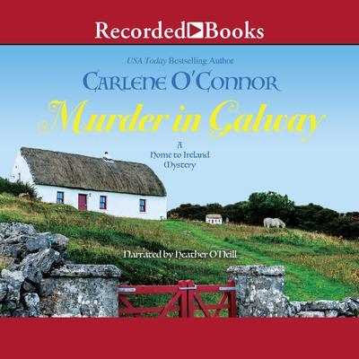 Murder in Galway Audiobook, by