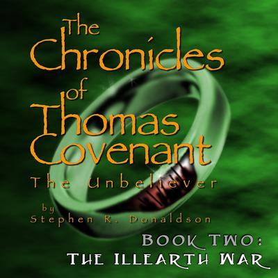 The Illearth War Audiobook, by Stephen R. Donaldson