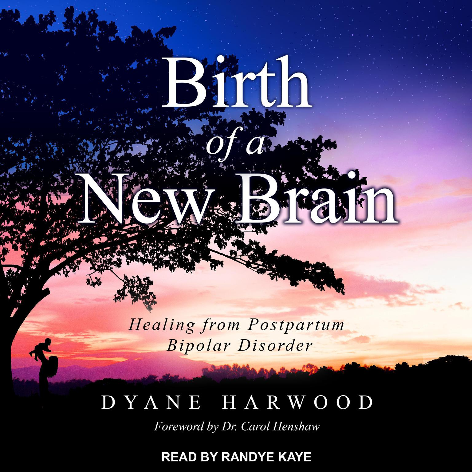 Birth of a New Brain: Healing from Postpartum Bipolar Disorder Audiobook, by Dyane Harwood