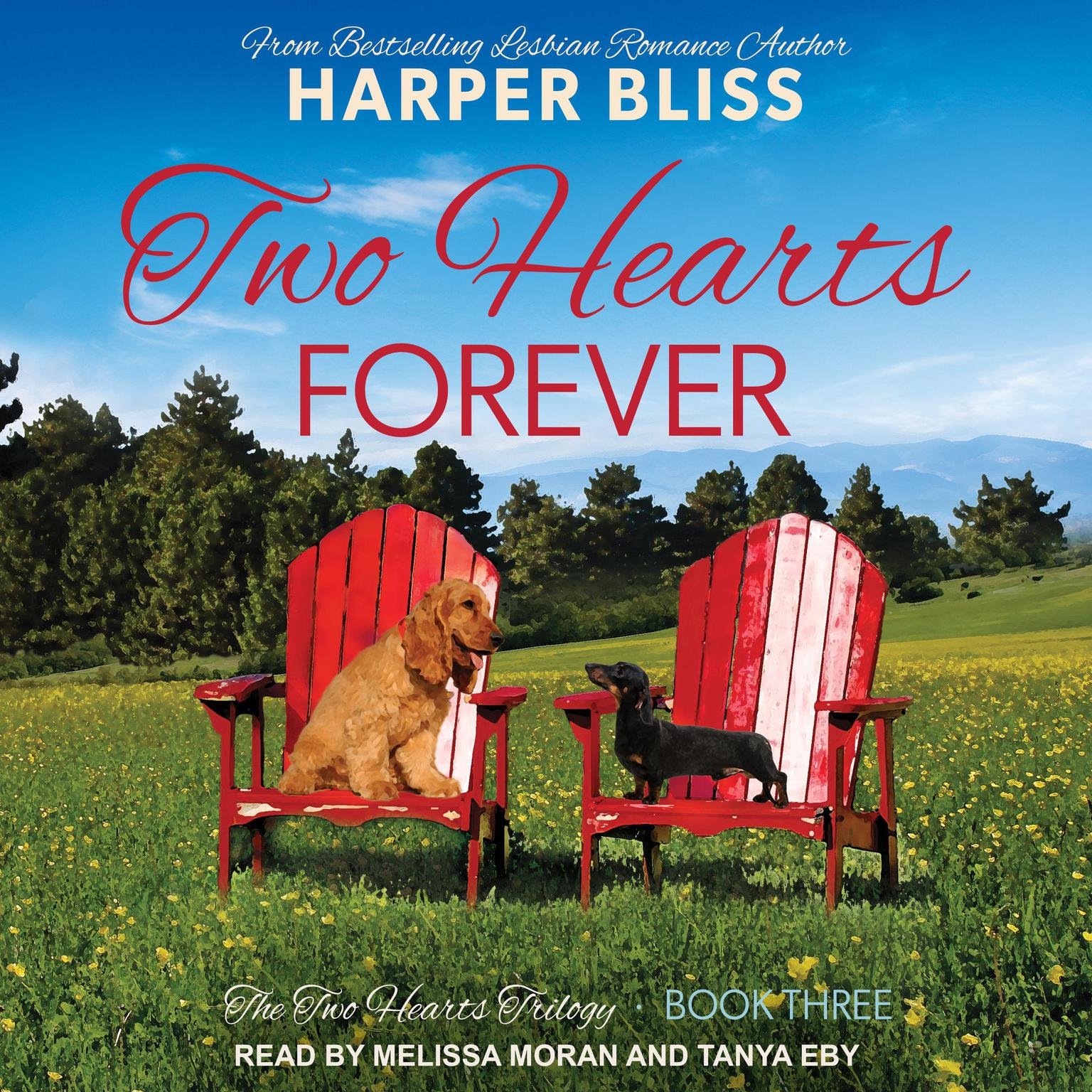 Two Hearts Forever Audiobook, by Harper Bliss