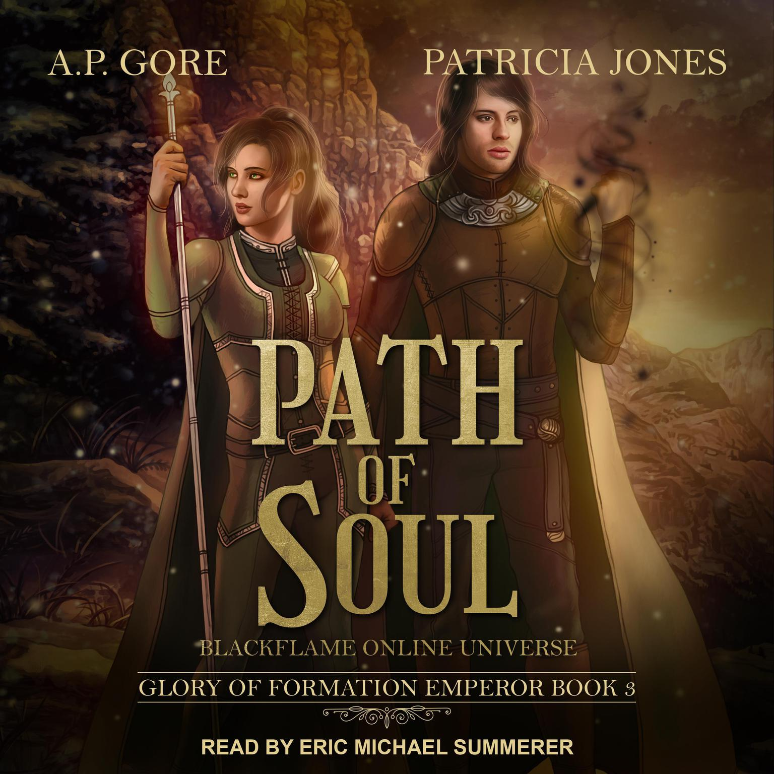 Path of Soul: BlackFlame Online Universe Audiobook, by A.P. Gore