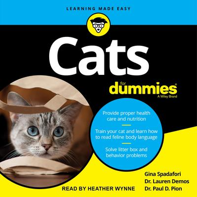 Cats For Dummies: 3rd Edition Audiobook, by Gina Spadafori