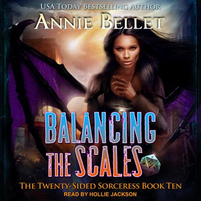 Balancing the Scales Audiobook, by Annie Bellet