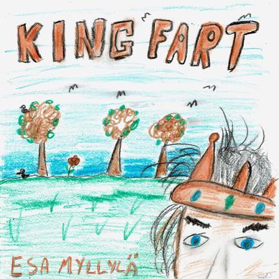 King Fart Audiobook, by Esa Myllylä