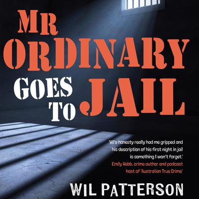 Mr Ordinary Goes to Jail Audiobook, by Wil Patterson