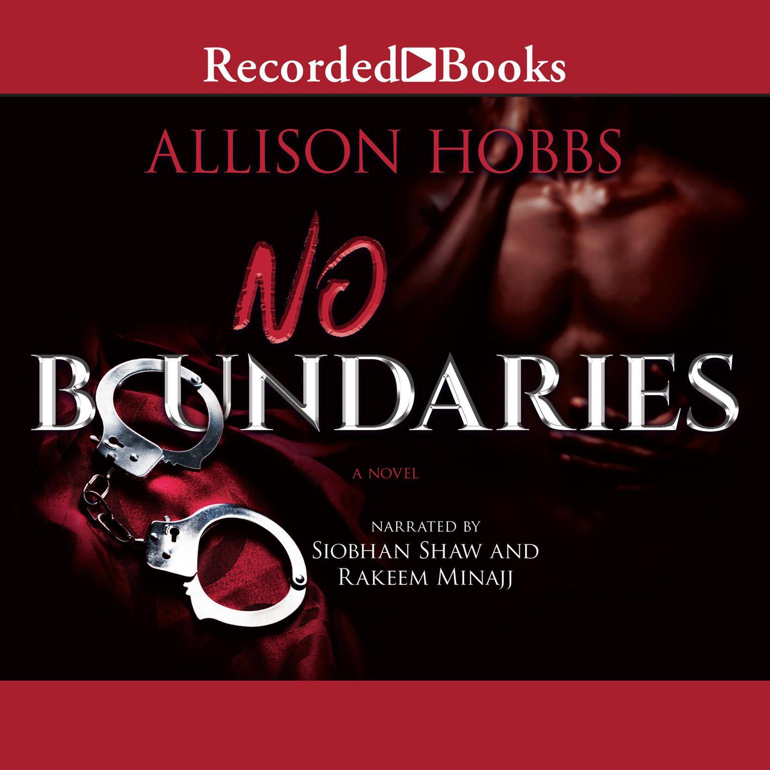 No Boundaries Audiobook, by Allison Hobbs