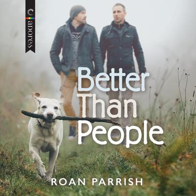 Better Than People Audiobook, by Roan Parrish