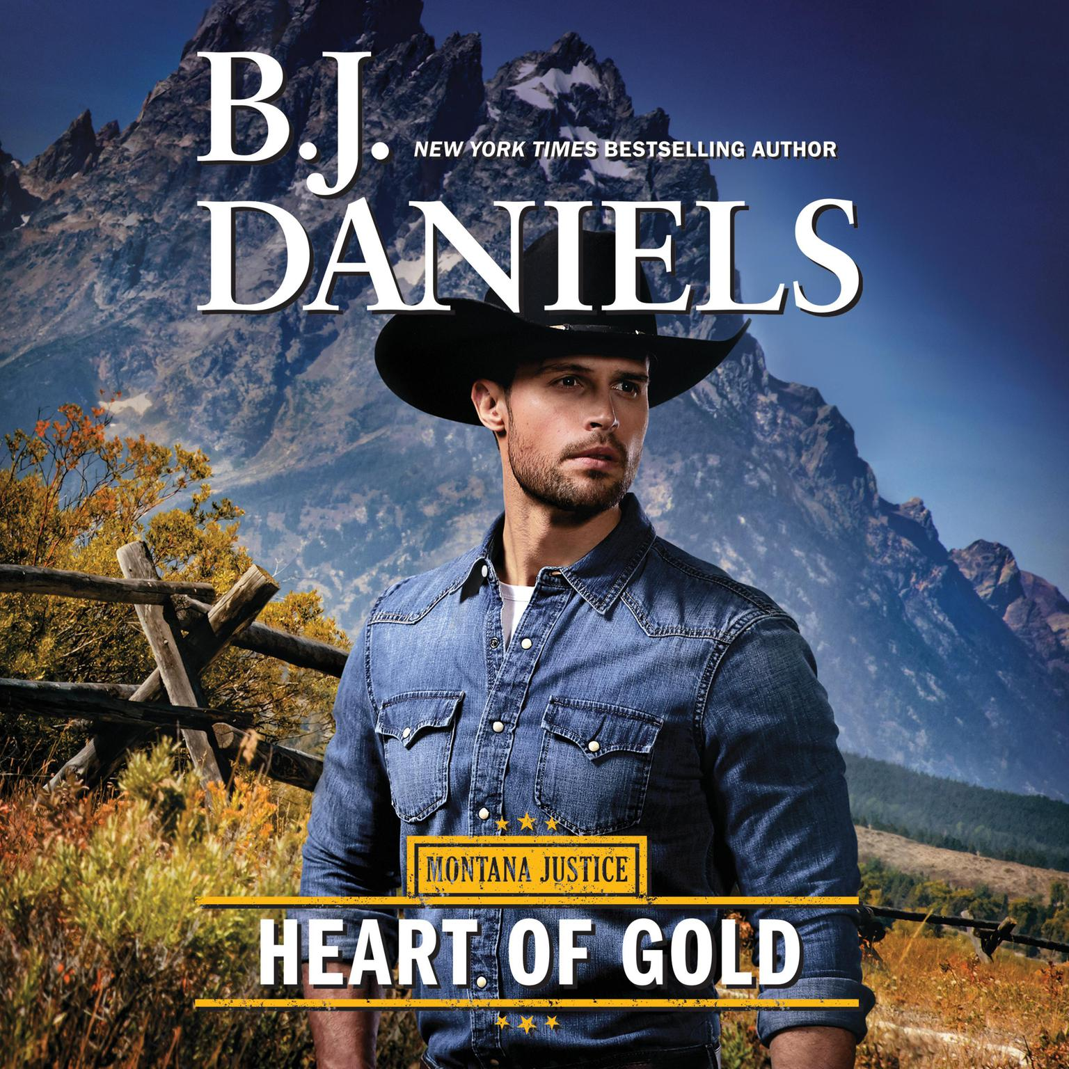 Heart of Gold: A Novel Audiobook, by B. J. Daniels
