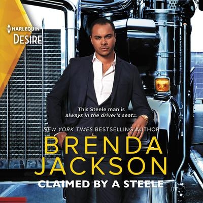 Claimed by a Steele Audiobook, by Brenda Jackson