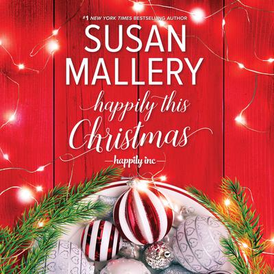 Happily This Christmas Audiobook, by