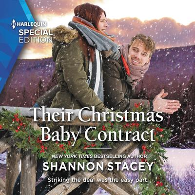 Their Christmas Baby Contract Audiobook, by Shannon Stacey