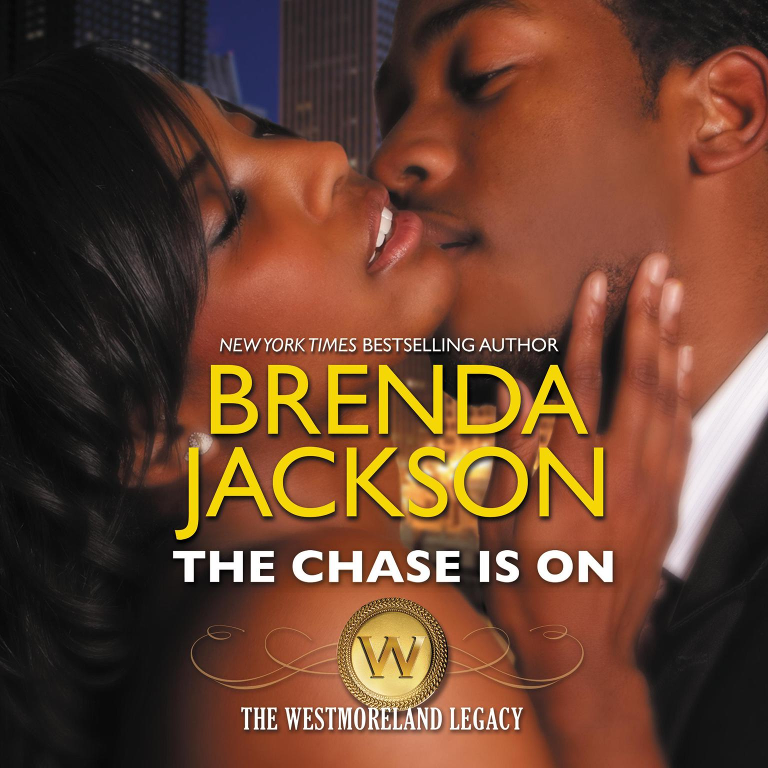 Printable The Chase Is On Audiobook Cover Art